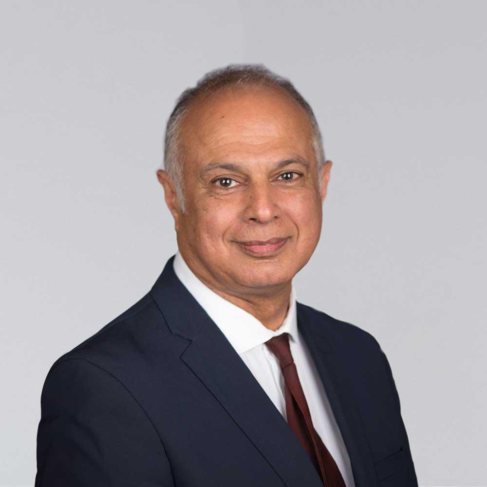 Professor Kamlesh Khunti, PhD MD FRCGP FRCP FMedSci
